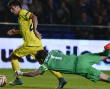 Video: Cadiz vs Villarreal