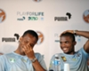 Didier Drogba & Samuel Eto'o