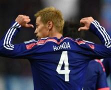 Video: Nhật Bản vs Honduras