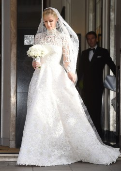 Small Of Nicky Hilton Wedding Dress