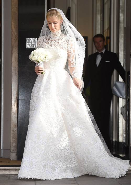 Medium Of Nicky Hilton Wedding Dress