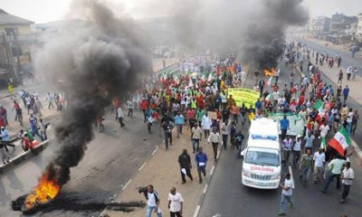 Nigeria restores fuel subsidy to quell nationwide protests ...