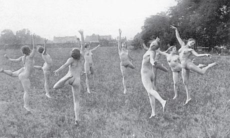 homemade hippie nude