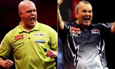 Phil Taylor v Michael van Gerwen: PDC World Darts Championship final – as it happened | Sport ...