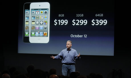 iPhone 5: Phil Schiller introduces the iPhone 4S