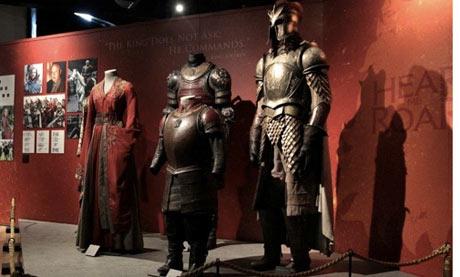 Game of Thrones exhibition, Belfast