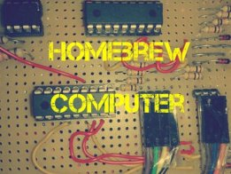 PIC MCUs Based Homebrew Computer