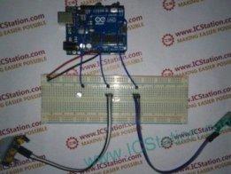 Human Body Induction Alarm Based on Arduino