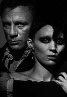 The Girl With the Dragon Tattoo Poster