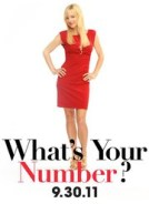 What's Your Number? Poster