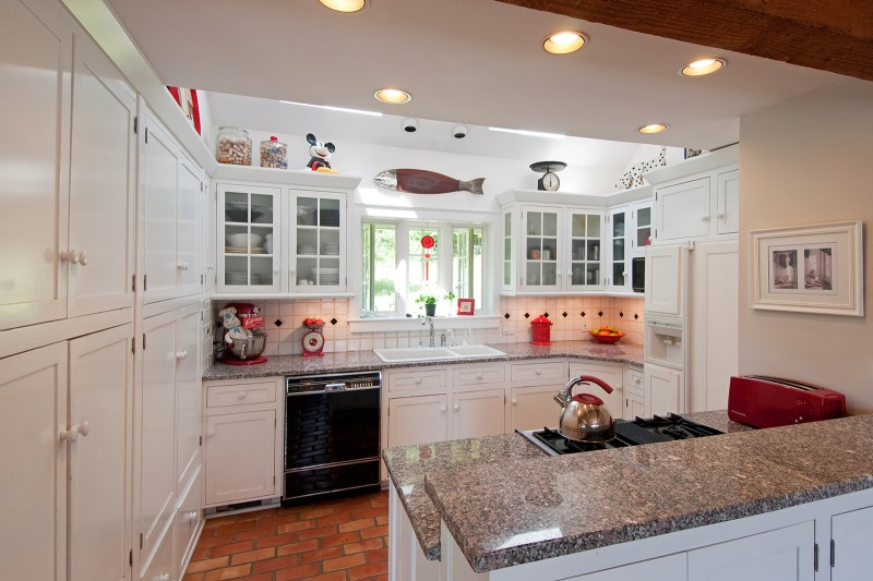 Large Of Ceiling Cabinets Over Island