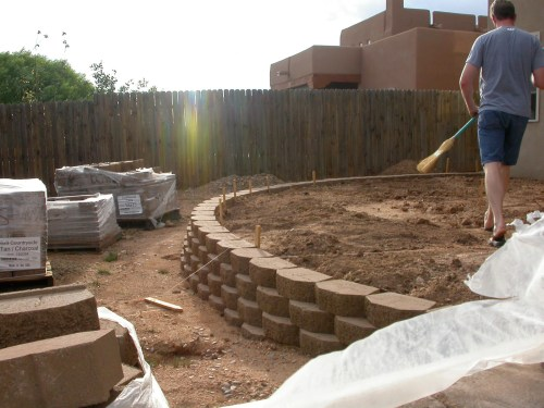 Medium Of Backyard Landscape Diy