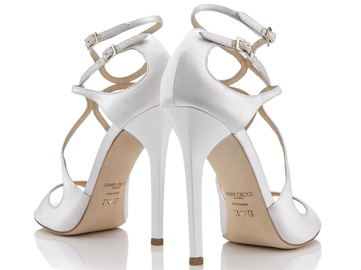 calling all brides jimmy choo launches bespoke bridal shoe collection jimmy choo wedding shoes Calling all brides Jimmy Choo launches bespoke bridal shoe collection The Independent