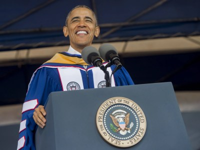 Barack Obama becomes first US President to publish an academic paper | The Independent