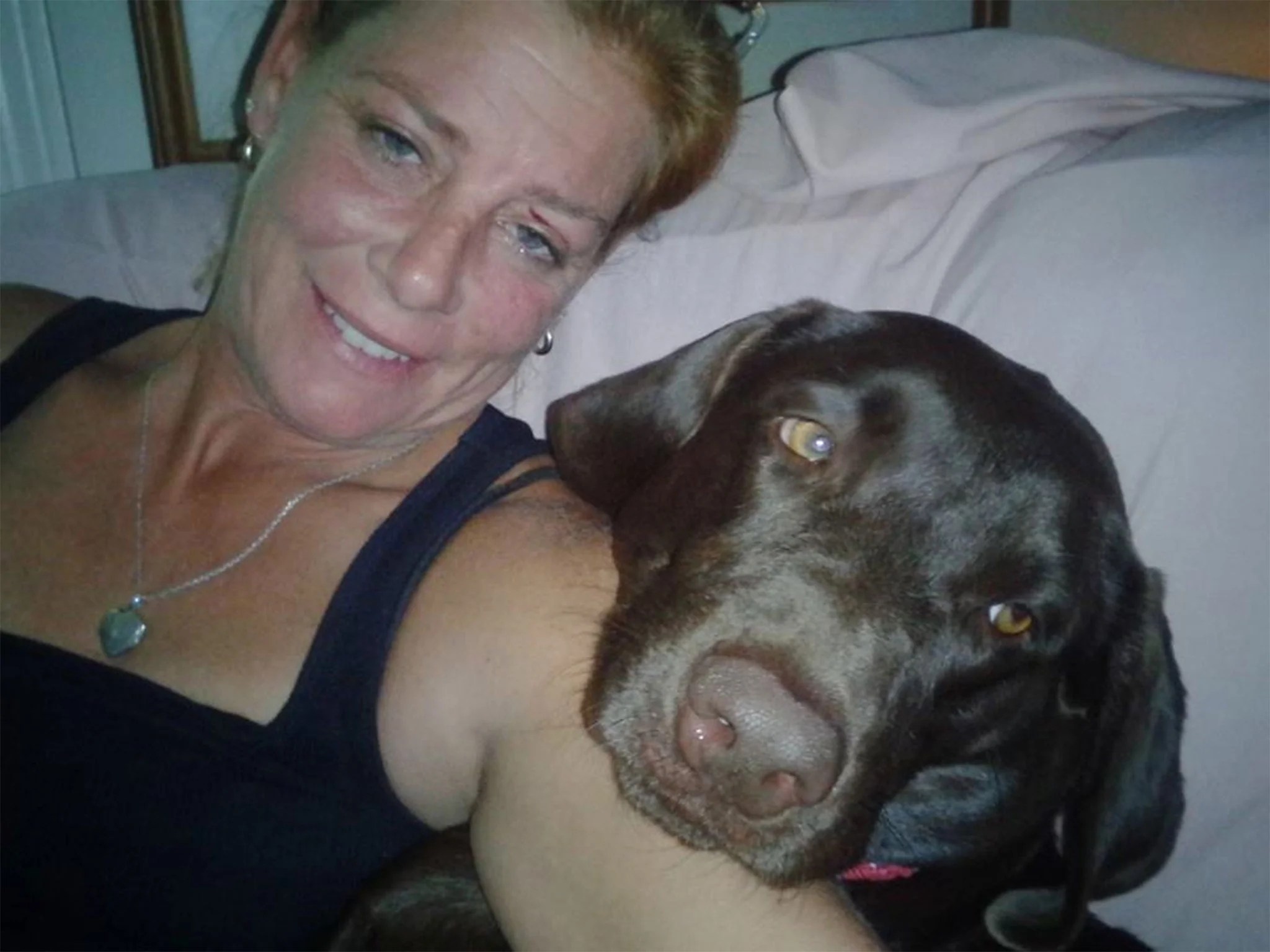 Nifty Lemansky Woman Who Taped Mouth Shut Found Guilty Animal Cruelty Katie Brown Gryphon Studio Katie Brown Er Boston Area bark post Katie Brown Dog