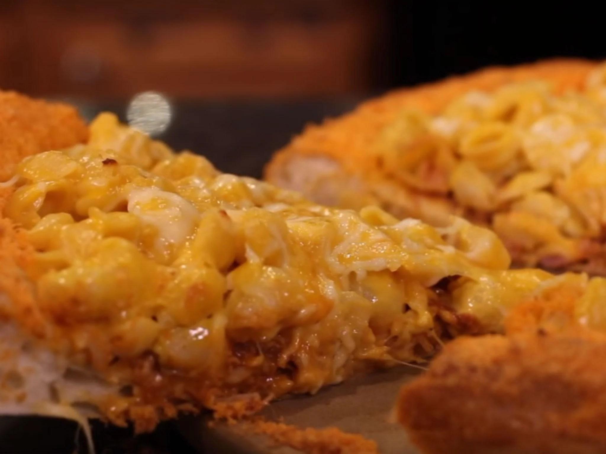Fullsize Of Mac N Cheese Pizza