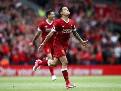 Philippe Coutinho downplays speculation linking him with move away from Liverpool | The Independent