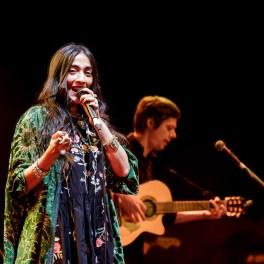 Concert Hindi Zahra la Arenele Romane pe 1 noiembrie 2016