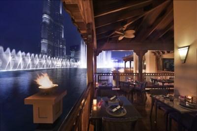 5 Restaurants in Dubai With Epic Fountain Views | insydo