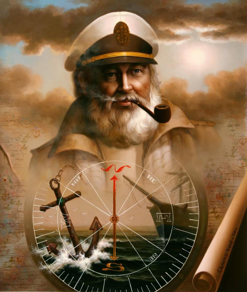 Crônica: O Segredo do Capitão