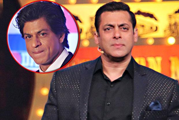 Bigg Boss 10: Salman Khan Takes A Dig At Shah Rukh Khan