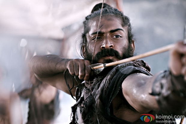 Harshvardhan Kapoor in a still from Mirzya