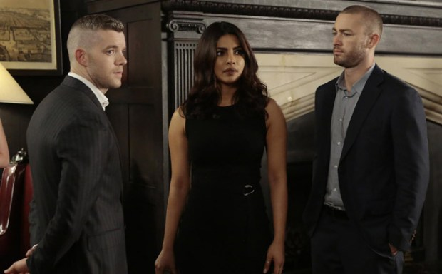 Priyanka Is A Great Company Leader: Russell Tovey