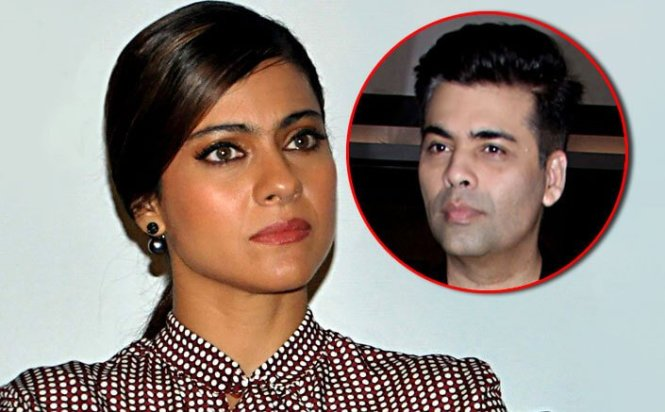 Kajol & Karan Johar Not To Work Together Ever Again