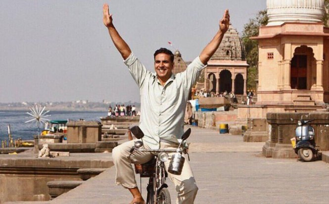 Box Office - PadMan takes a decent opening, set to grow over the weekend