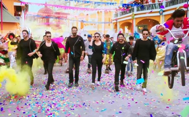 Golmaal Again Crosses 200 Crore Mark At The Worldwide Box Office