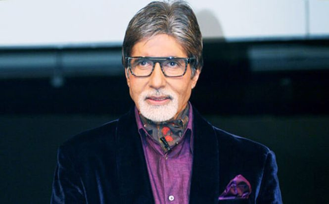 Wonder why we are still called film industry: Amitabh