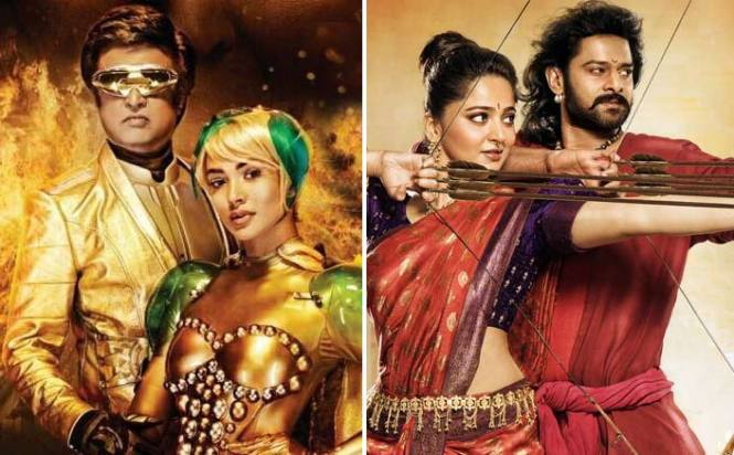 Will Rajinikanth's 2.0 Be Able To Surpass The Lifetime Collections Of Baahubali 2?