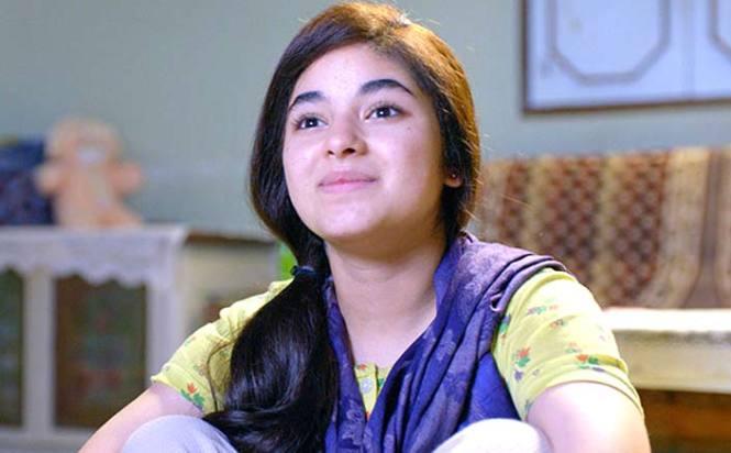 Zaira Wasim (Secret Superstar)