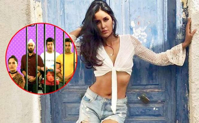 Katrina Kaif shares her excitement for Excel Entertainment's 'Fukrey Returns'