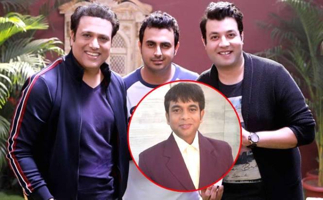 Ishtiyak Khan joins cast of Govinda-starrer 'Fry Day'