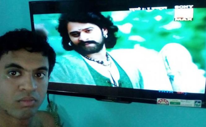 Prabhas and his crazy fan encounters