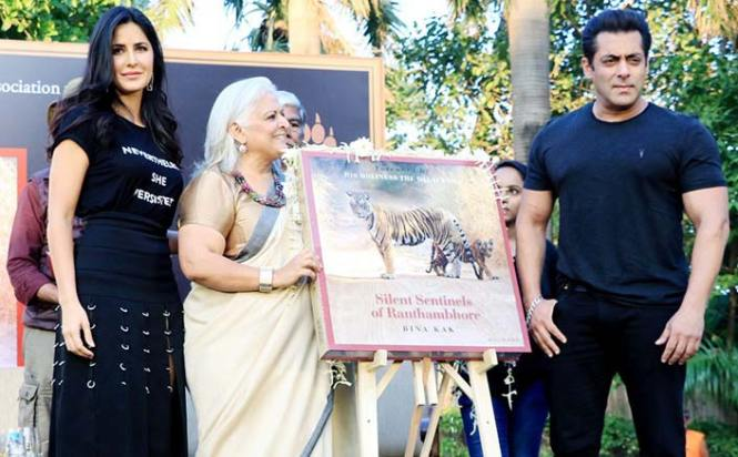 Salman Khan Says Wild Animals Are More 'Gentle' Than Humans