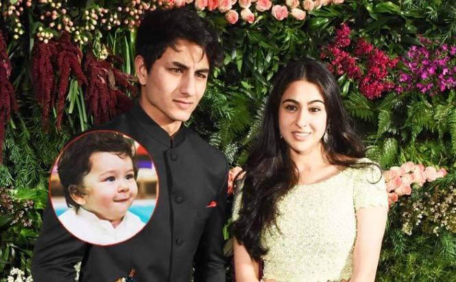 This Is Why Sara Ali Khan and Ibrahim Ali Khan Did Not Attend Taimur's royal Birthday Affair