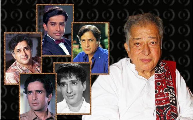 Shashi Kapoor; A tribute