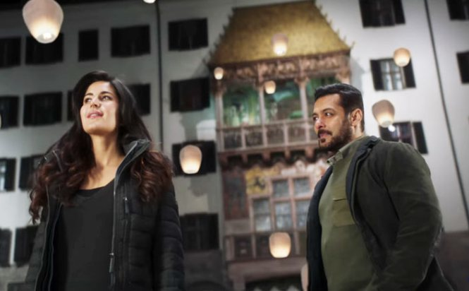Box Office - Tiger Zinda Hai enters 200 Crore Club, is Salman Khan's fifth in the top league