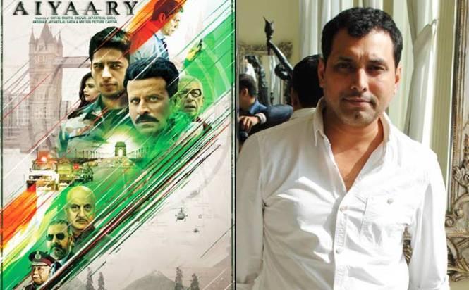 Neeraj Pandey's Aiyaary is the unified effort of six National award winners