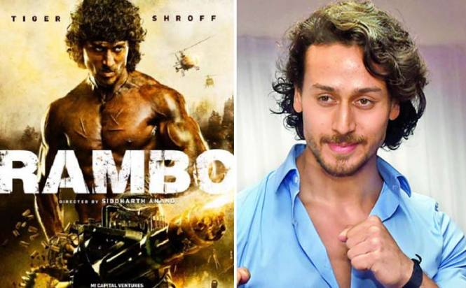 Rambo: Here's Why This Tiger Shroff Film Will Go On Floors In 2019