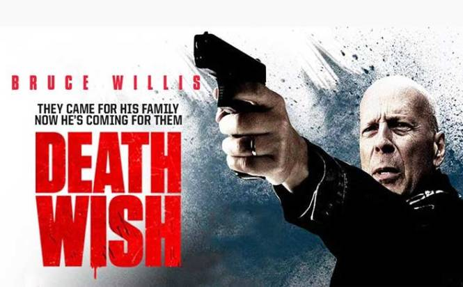 Death Wish Movie Review