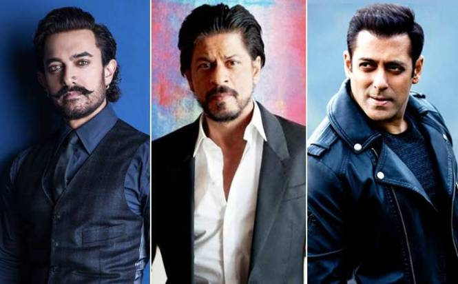 Aamir Khan VS Salman Khan VS Shah Rukh Khan: Instagram Battle - Will Aamir Emerge As The Highest Followed Khan?