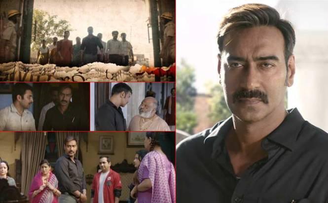 Black Jama Hai From Ajay Devgn & Illeana D'cruz Starrer Raid Is Very Impactful