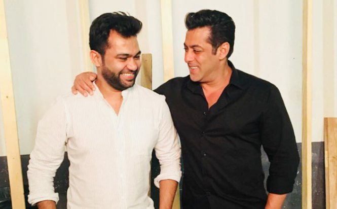 Director Ali Abbas Zafar does a recce in London for Salman Khan starrer 'Bharat'