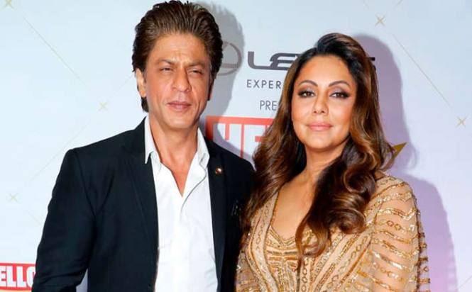Gauri Khan Dedicates Her First Ever Award To Shah Rukh Khan, It's Just Too Cute For Words!