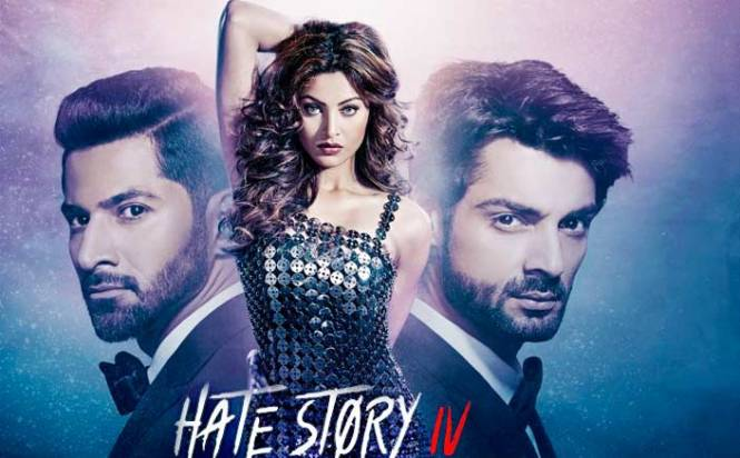 Hate Story 4 Sails Smooth On Weekdays At The Box Office