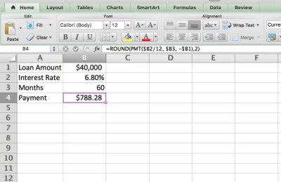 How to Create an Amortization Schedule with Excel to Manage Your Debt