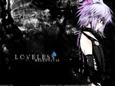 Loveless Wallpaper: Relentless - Minitokyo